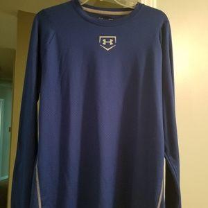 Mens Under Armour Baseball shirt
